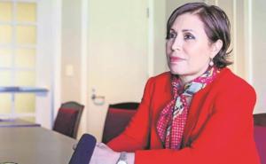 Negocia Rosario Robles su salida de la prisión