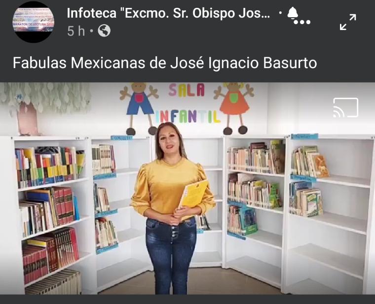 Bibliotecarios de Coahuila ofrecen video-asesorías