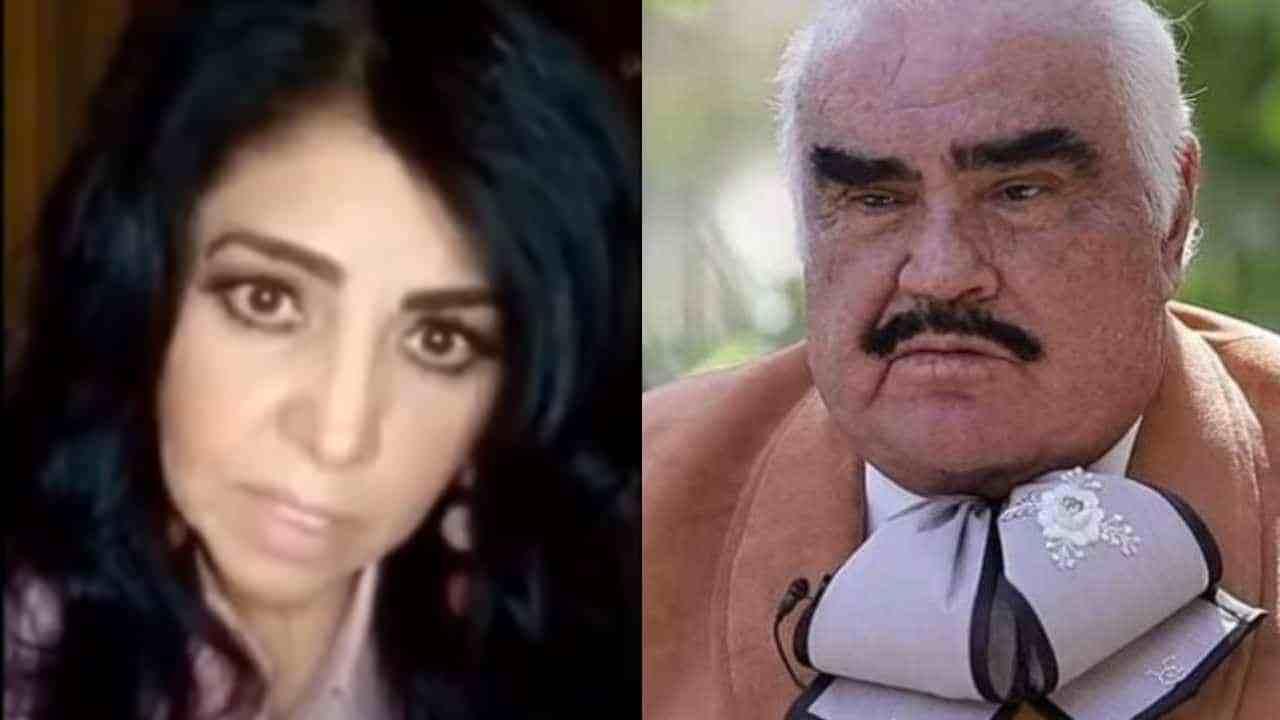 Lupita Castro acusa a Vicente Fernández de abuso