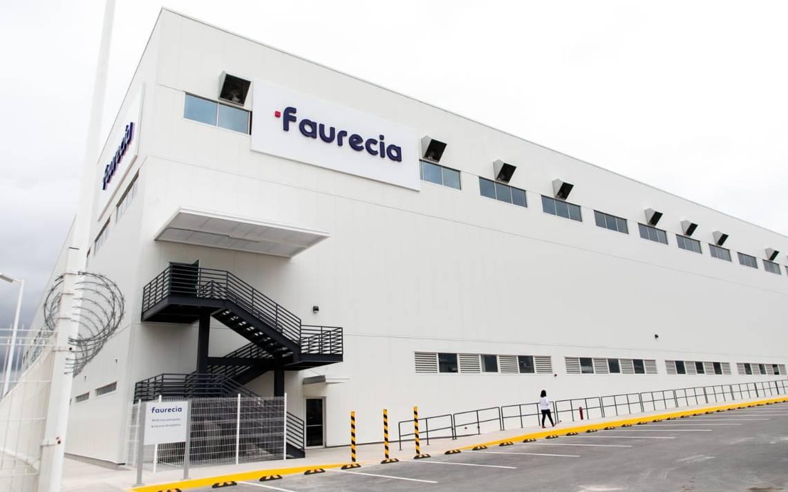Faurecia arrancará proyecto de expansión en una de sus plantas de SLP