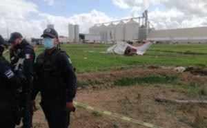 Se desploma avioneta en Sinaloa; mueren tres personas