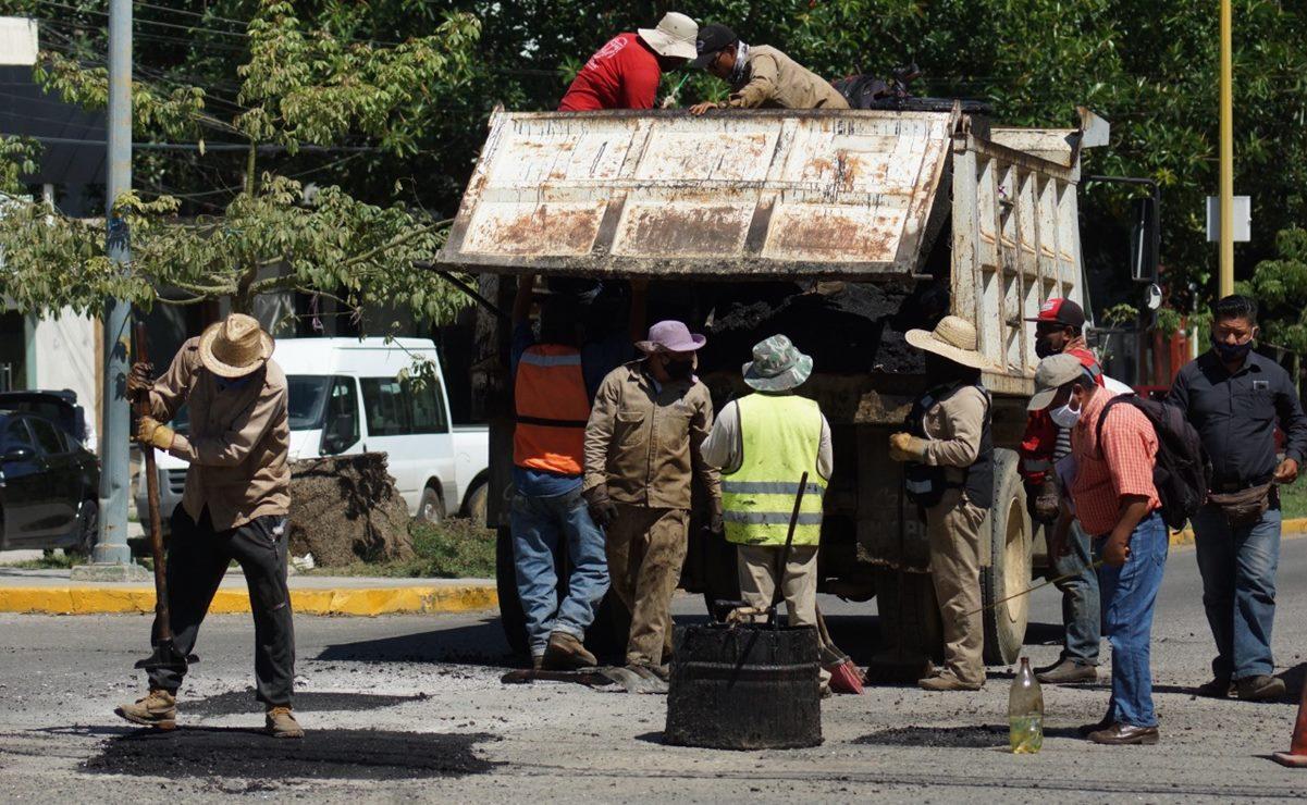 Piden transparentar uso de recursos públicos de carreteras en Oaxaca