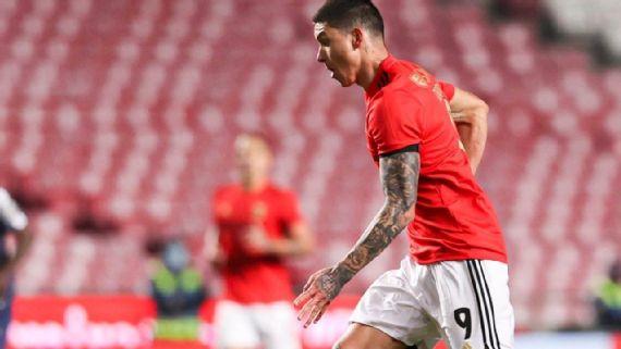 Darwin encarrila la eliminatoria para el Benfica ante un difícil Estoril