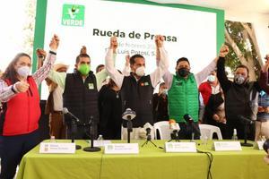 PVEM elige a Leonel Serrato como candidato a alcaldía de SLP