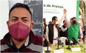 Gabino Morales, respetuoso de la decisión de Leonel Serrato en SLP