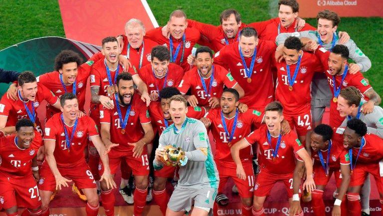Bayern campeón del mundo
