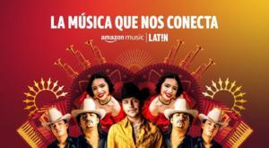 Amazon presenta éxitos demúsica regional mexicana
