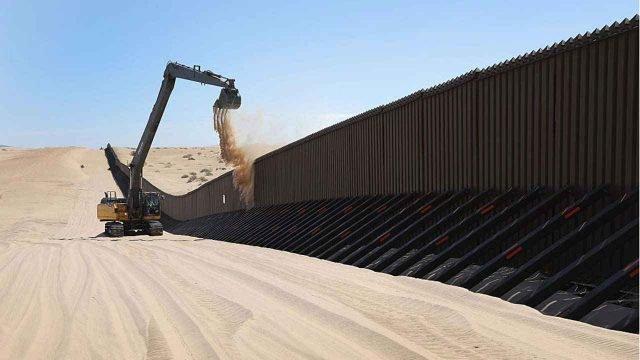 AMLO: Hecho histórico cancelación del muro fronterizo