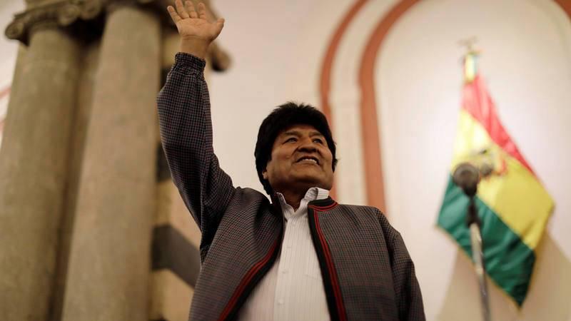 El MAS de Evo Morales y la oposición pugnan por el voto citadino en Bolivia