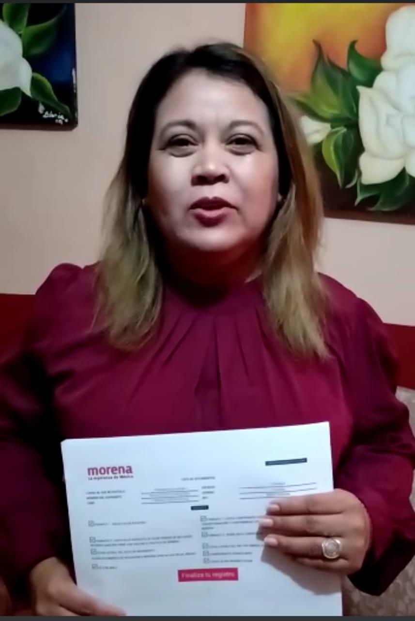 Ya tiene Morena su precandidata que ganará, dicen