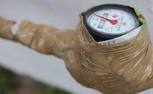 Congelará el frío las tuberías de agua: SIMAS en San Buenaventura