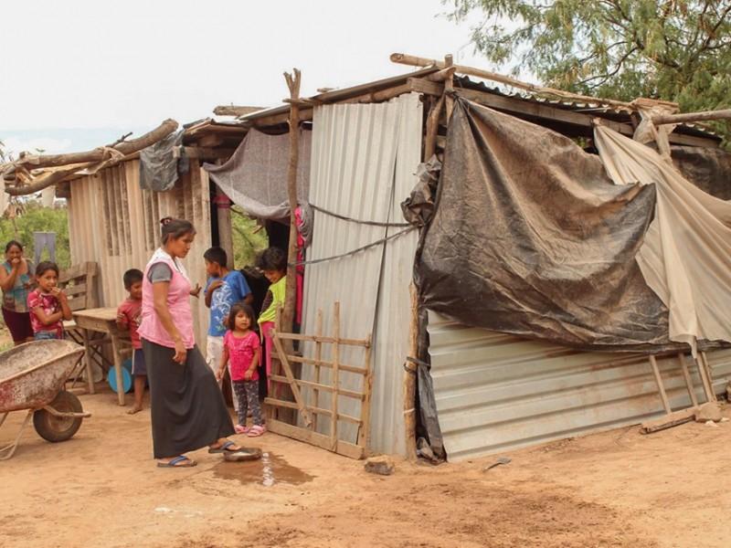 Cubrirán  del frío viviendas vulnerables
