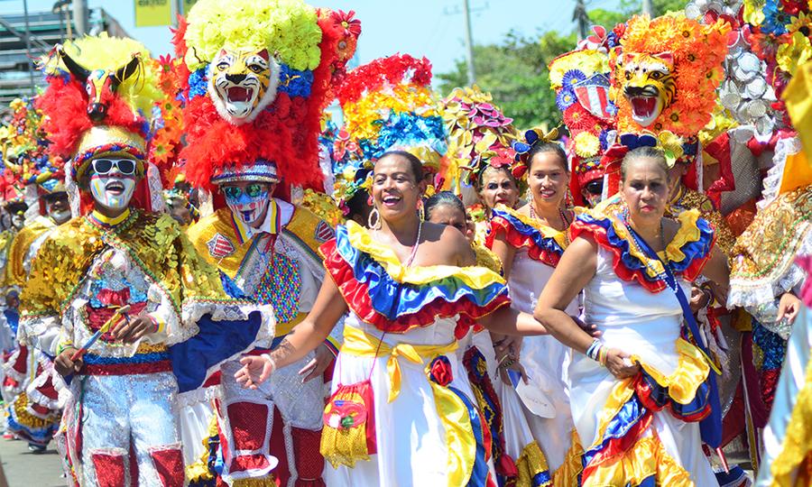 El Carnaval de Barranquilla se asoma a la ventana virtual a sus 156 años