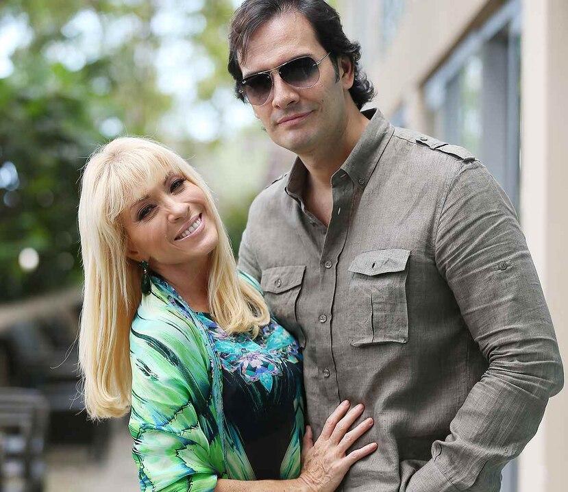 Yuri comparte su creencia en el amor después de 26 años de matrimonio