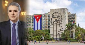 Cuba descarta extraditar a negociadores del ELN