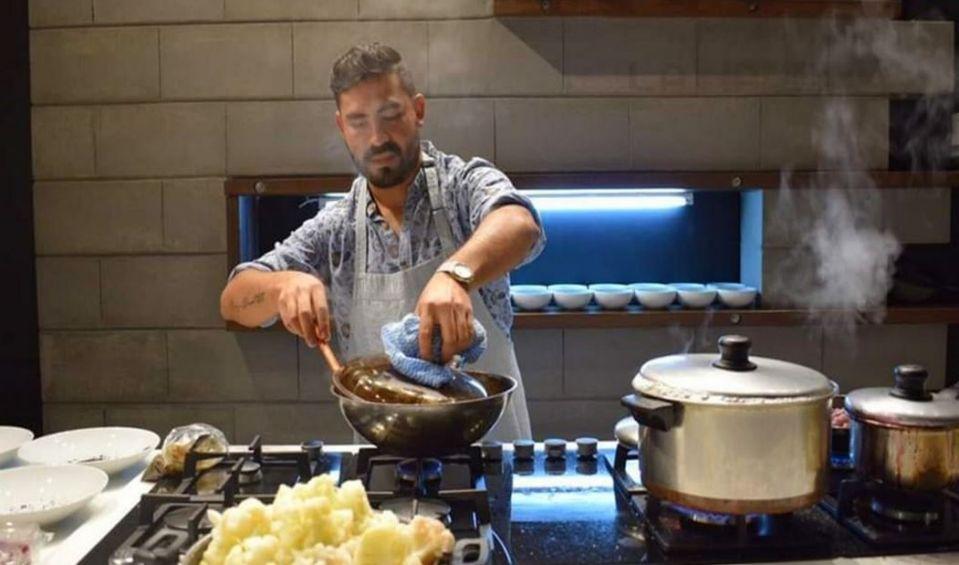 Octavio Ortega, un joven chef mexicano a la conquista de Colombia