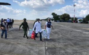 Nuevo lote de vacunas contra COVID llegará a Yucatán
