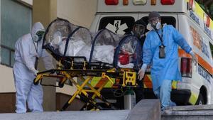México registra 173 mil 771 muertes por Covid-19