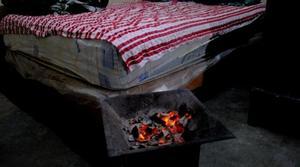 Exhortan a evitar el uso de  anafres para mitigar el frío