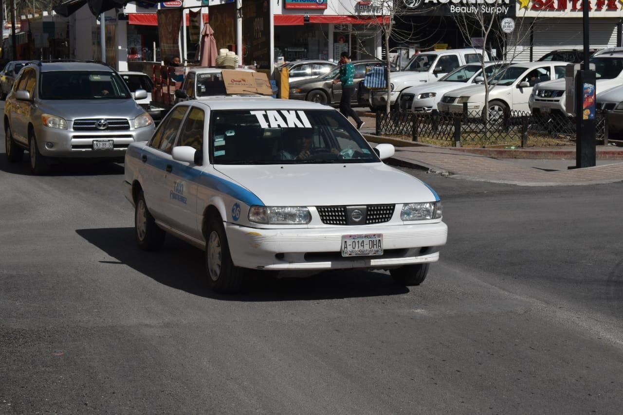 Taxistas de 'San Buena' se encuentran en la lona