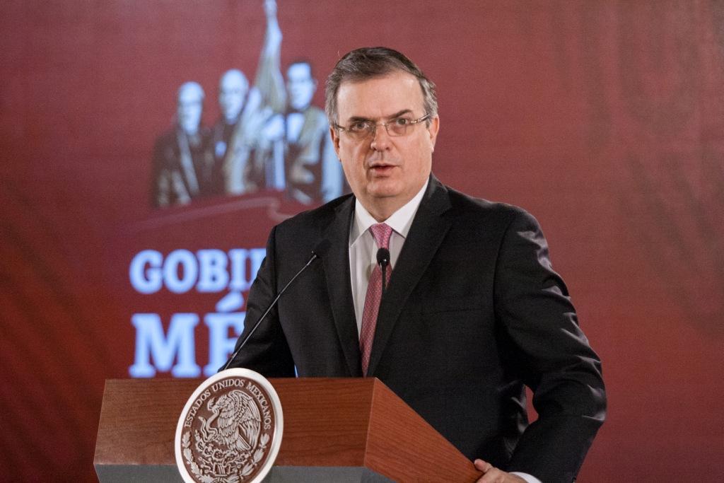 Marcelo Ebrard: México nunca va a olvidar que la India envió vacunas