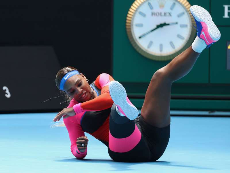 Serena elimina a Aryna Sabalenka
