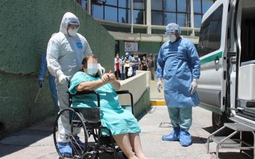Surgen 312 nuevos casos,  pero hay 330 hospitalizados