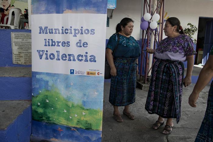 'Tengo miedo', la voz de las guatemaltecas contra la violencia machista