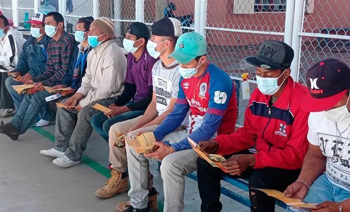 Nueva oleada de migrantes y Covid, saturan Casa del Migrante de SLP