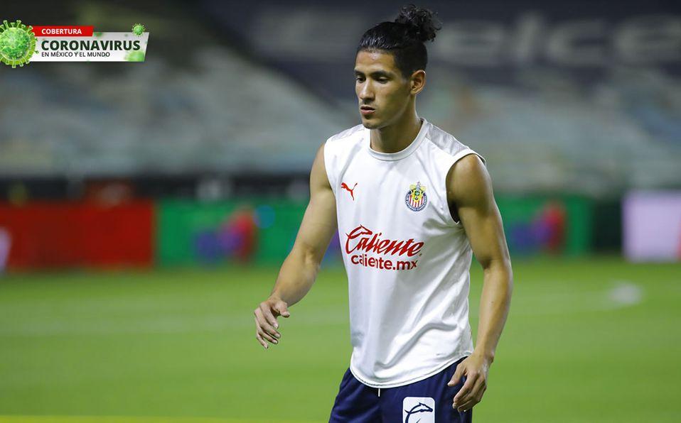 Antuna, positivo a Covid-19 y es baja de la Selección Mexicana