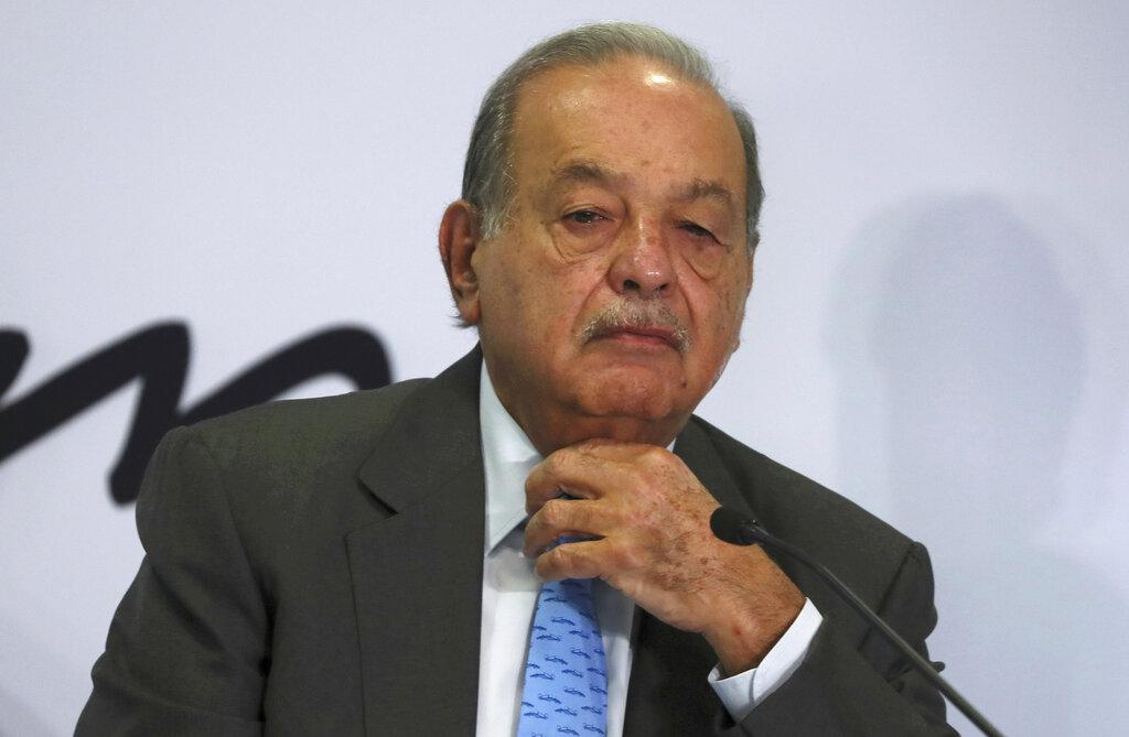 Pandemia tira utilidades de Grupo Carso; caen 4.3% en 2020
