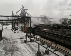 Deja AHMSA de producir 5 mil toneladas de acero por apagón generalizado en Monclova