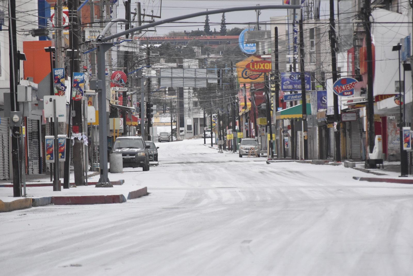 Mega apagón de CFE afecta  parte de la zona norte del país