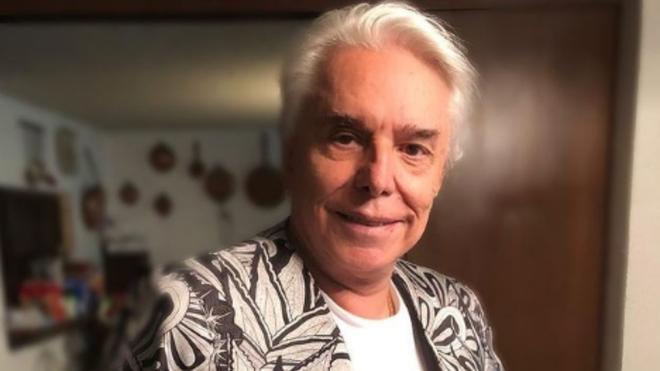 Enrique Guzmán: Da el ejemplo y se vacuna contra el COVID-19