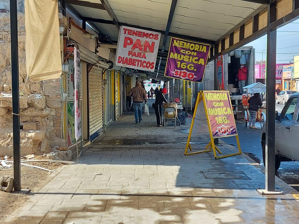 Comercio de Frontera sufre pérdidas considerables por onda gélida y apagón