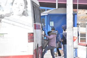 Reanuda servicio el transporte colectivo en Monclova