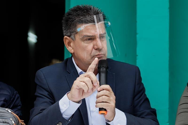 Líder opositor paraguayo sale de la cárcel con 'dignidad y victorioso'