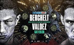 Berchelt y Valdez se inspiran en las grandes batallas entre mexicanos