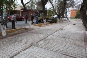 'Manita de gato'a plaza pública