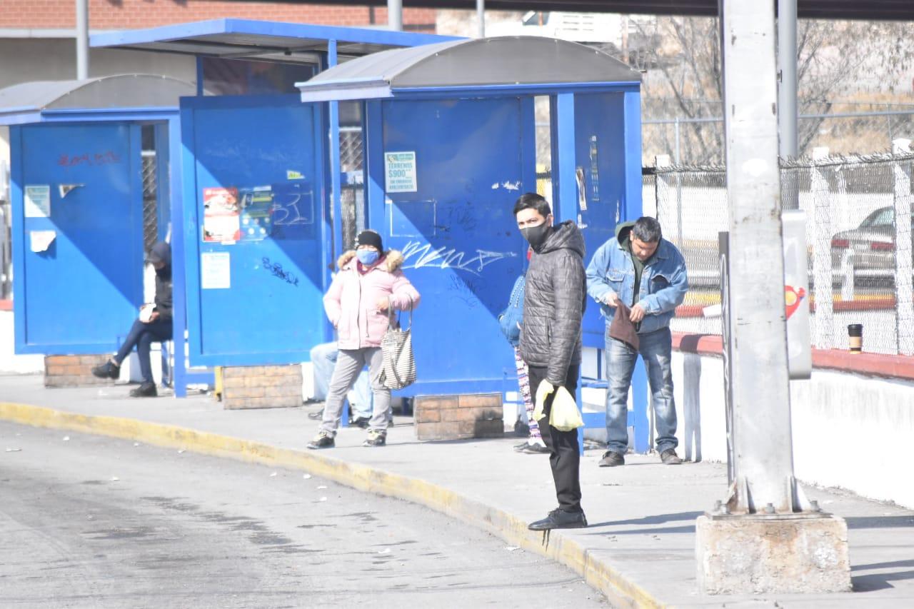 Se reanuda el servicio de transporte público en Monclova