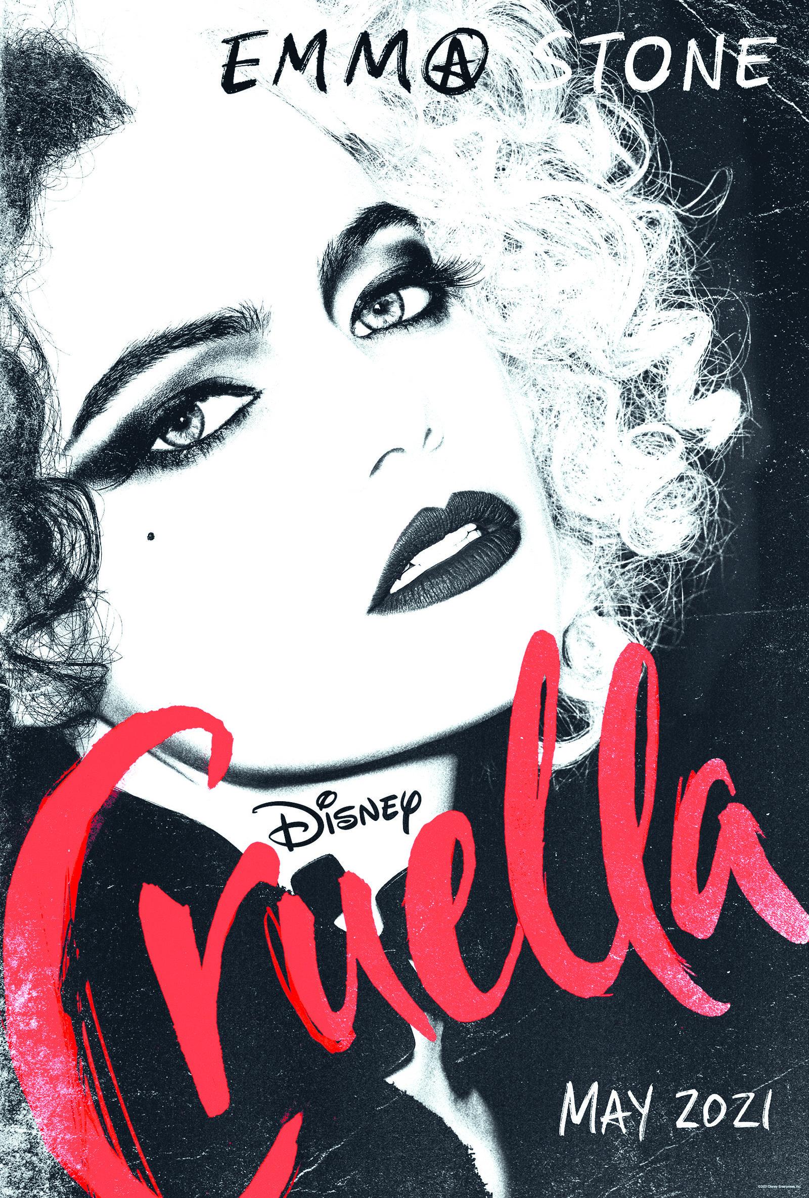 """""""101 dálmatas"""" están por llegar hasta Cruella De Vil"""