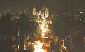 Apagones se extienden por todo México