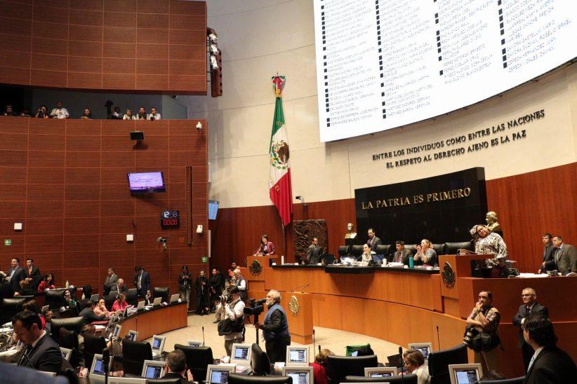 Senado avala ampliar la protección a mujeres