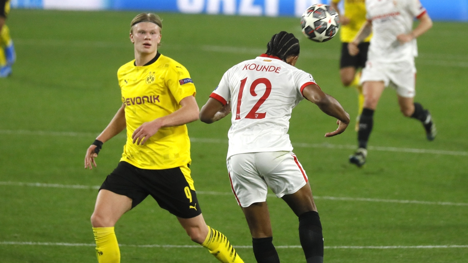 Sevilla dos Dortmund tres, todo se define en Alemania