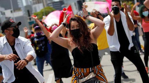 Bailarines de Panamá piden reconocimiento tras sentirse relegados en pandemia