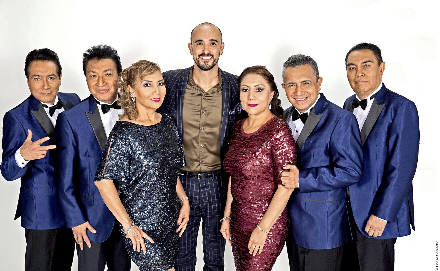 Los Ángeles Azules dedican sus éxitos a su mamá