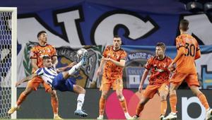 Porto sorprende al Juventus