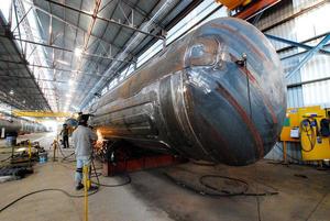Empresas se encuentran  en un colapso productivo en Monclova