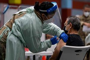 Vacunadas 63 millones de  personas en sólo 2 meses