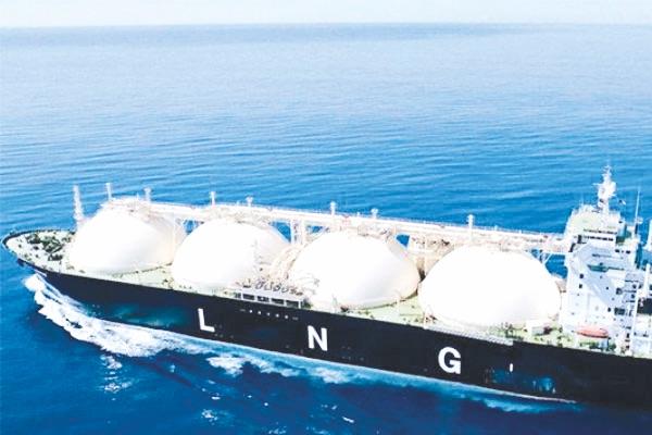 Se compraron 4 barcos con 450 millones de pies cúbicos de gas